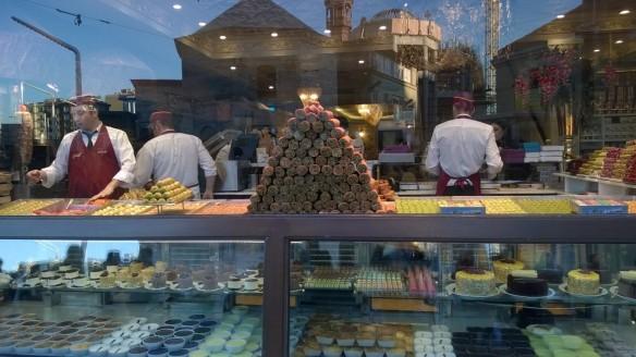 foto gebakjeswinkel